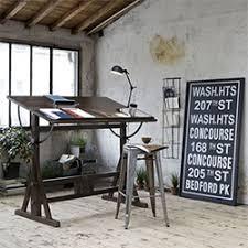 deco bureau industriel bureau industriel nos idées déco made in meublesle déco de