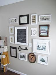 Gallery Wall Frames by Behind The Red Barn Door Gallery Wall
