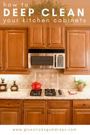 how to clean the outside of kitchen cupboards how to clean kitchen cabinets to get rid of grime and clutter