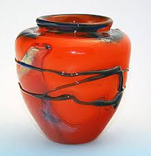 Modern Glass Vase Odyssey Modern Art Glass Gallery Tom Michael Glass Artist