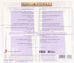 denverjohn john denver greatest country hits amazon com music