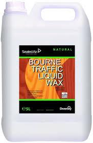 traffic liquid wax x 5 ltr
