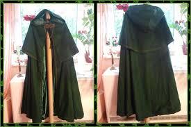 costume wizard robe green wizard cloak by rawringcrafts on deviantart