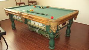 Pool Table Disassembly by Used Pool Table Los Angeles Orange County Ventura Inland