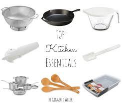 Basic Kitchen Essentials 100 Kitchen Essentials 5 Kitchen Essentials D蜊 Founder
