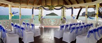 Wedding Packages Destination Wedding Packages Coconut Bay Resort St Lucia