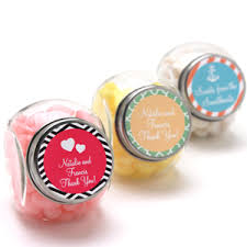 wedding candy favors personalized mini glass wedding candy jar favor bottles favor