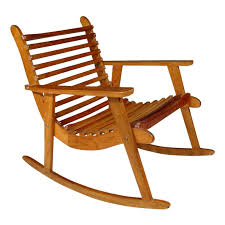 michael van beuren easy rocking chair pair for domus for sale at