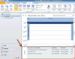 change calendar layout outlook 2013 how to add copy tasks to calendar in outlook