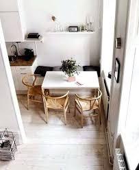 table rectangulaire cuisine banquette pour cuisine cuisine blanche avec banquette et table