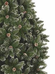 15m5ft frosted tip fruits tree snow tipped