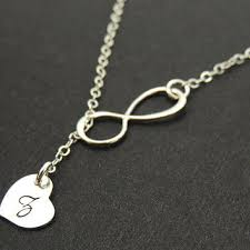 sted personalized jewelry 39 s day infinity necklace from kestjewelry on etsy