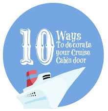 62 best cruise ship door decorating images on cruise