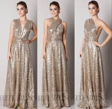 wedding dresses for of honor 2017 sparkly convertible of honor dresses a line cheap