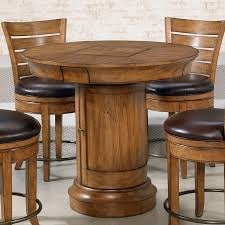 Oak Bistro Table Treasures Oak Pub Table Bar Tables And Pub Tables Home