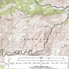 Mt Lemmon Hiking Trails Map Trail Talk All Posts By Dave