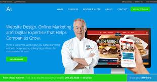 Home Design Interactive Website Alliance Interactive Best Web Design Firms Dc