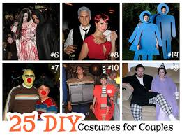 costumes for couples 25 diy costumes for couples newlywed survival