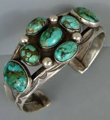 vintage silver turquoise bracelet images 77 best vintage navajo turquoise jewelry images jpg