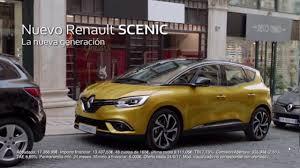 scenic renault 2017 publicidad nuevo renault scenic advertising nuevo renault scenic