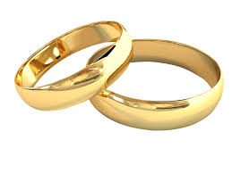 marriage ring faith is like a wedding ring by which the christian becomes joined