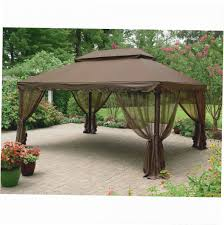 outdoor shade your backyard by using stunning sears pergola