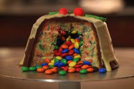 kimber s merry birthday pudding