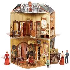 Dolls House Furniture Sets Pop Up Dollhouse The Met Store