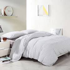 Jersey Cotton Duvet Set Pure Era Ultra Soft Egyptian Quality Cotton Jersey Knit Home