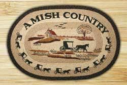 Amish Braided Rugs Oval Braided Rugs