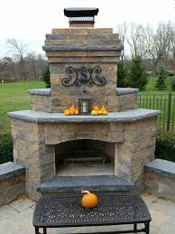 outdoor fireplace pizza oven ringoes hopewell pennington