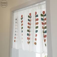 White Window Curtains Xinhuaease Value Curtain Panel Voile Window Curtains