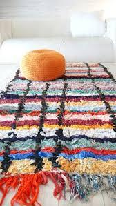 Rugs From Morocco Vintage Moroccan Berber Rag Rug Azilal Boucherouite Via Etsy