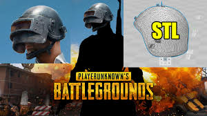 pubg level 3 helmet pubg level 3 helmet design for 3d printing and cosplay by film