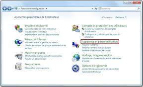windows 7 icone bureau disparu windows 7 modifier la taille du texte pour faciliter la lecture