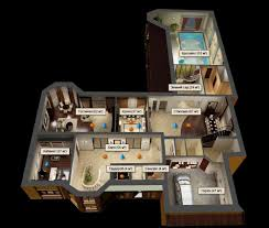 Small Condo Floor Plans House Planning With 3d Floor Plans Compare Old Artitectural