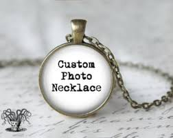 customizable necklaces custom necklace etsy