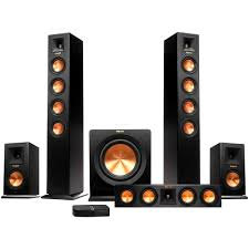 wireless speaker home theater klipsch rp 440wf hd wireless home theater package audiogurus store