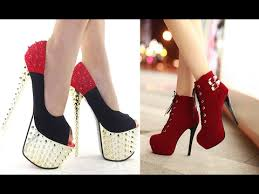 top high heels women shoes collection 2017 youtube