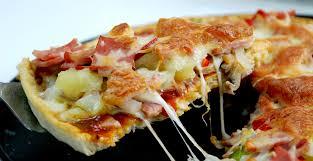cuisine pizza hawaiian pizza