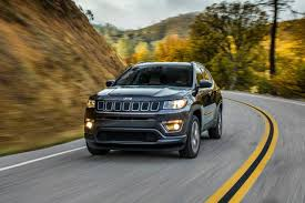 jeep crossover interior 2018 jeep compass suv pricing for sale edmunds