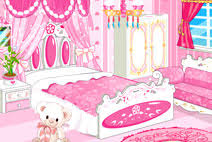 princess cutesy room decoration girlgames la
