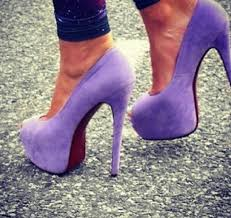 light purple suede pumps pastel purple heels i want these not sure what to wear them with