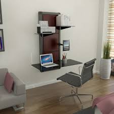 Desk In Living Room by Why Wall Mounted Desks Are Perfect For Small Spaces