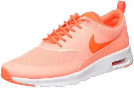 Comfortable Nike Shoes Fashion Comfortable Nike Womens Air Max Thea Running Shoes Pink
