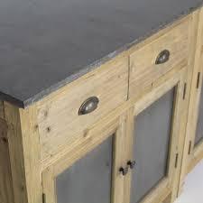 meuble cuisine bois recyclé cuisine evier porcelaine en pin recyclé bois achat vente