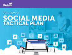 2015 sample social media tactical plan
