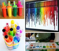 color creativity 5 unique ideas for time modern parents