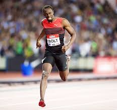 1 Light Second In Miles How Fast Would Usain Bolt Run The Mile The New Yorker