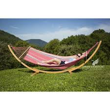 swan comfort extra heavy duty cotton hammock indoor swing bed